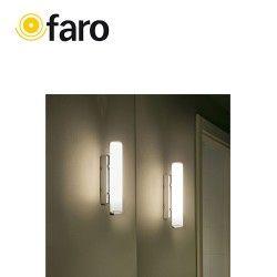 APLIQUE SIRET-2 CROMO LED 16W 2700K FARO 64178